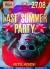 СУББОТА: Last Summer Party в Shishas Lounge Bar! Лето, adios! ОТКРЫТА ВЕРАНДА!